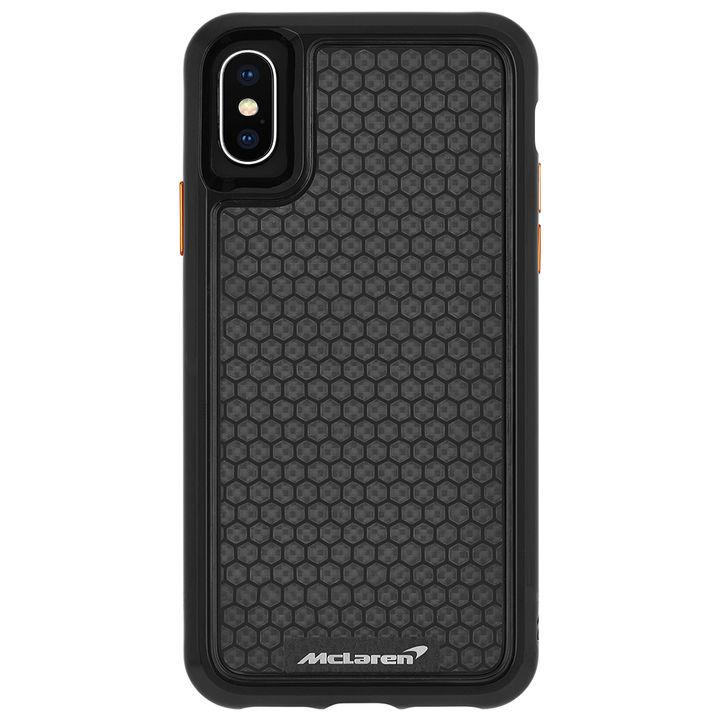 【iPhone XSケース】Case-Mate McLaren コラボケース black iPhone XS_0