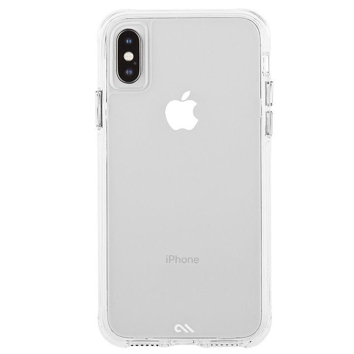 【iPhone XSケース】Case-Mate Tough Clear ケース clear iPhone XS_0