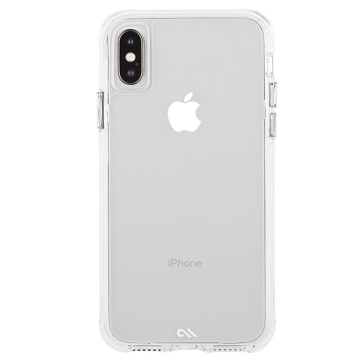 【iPhone XSケース】Case-Mate Tough Clear ケース clear iPhone XS/X_0