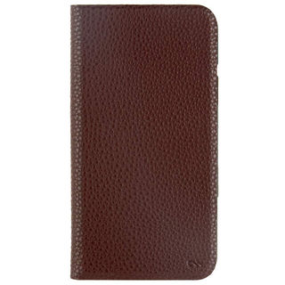 【iPhone XRケース】Case-Mate Barely There Folio 二つ折手帳型ケース brown iPhone XR