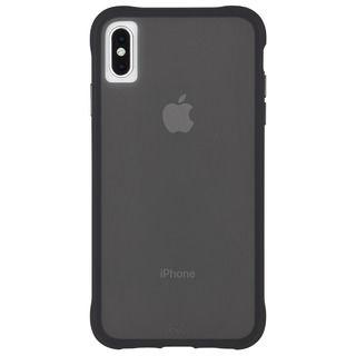 【iPhone XS Maxケース】Case-Mate Tough Clear ケース Matte Black iPhone XS Max