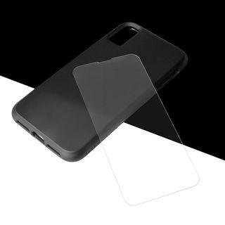 【iPhone XRケース】Case-Mate Tough Clear ケース Matte Black iPhone XR_6