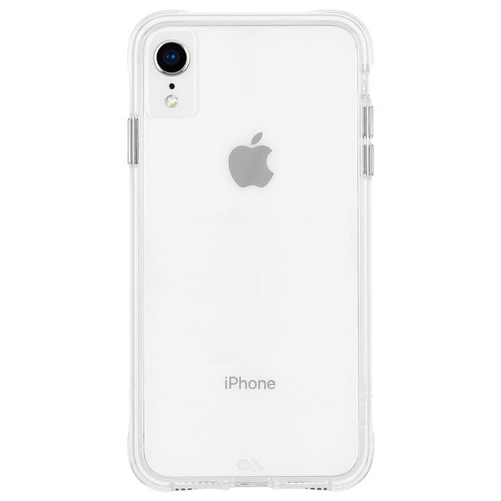 【iPhone XRケース】Case-Mate Tough Clear ケース clear iPhone XR_0