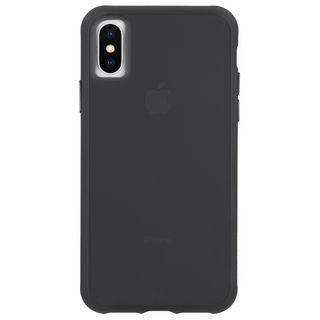 【iPhone XRケース】Case-Mate Tough Clear ケース Matte Black iPhone XR【10月上旬】