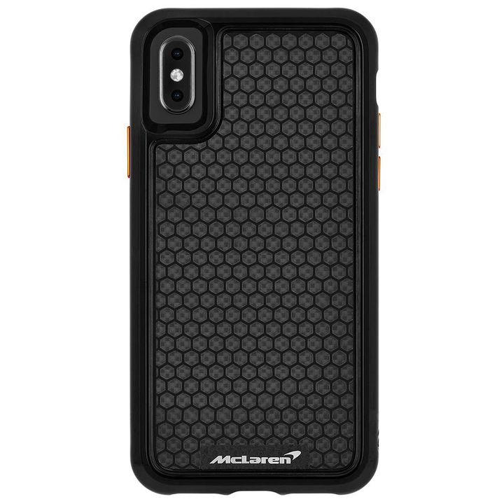 【iPhone XS Maxケース】Case-Mate McLaren コラボケース black iPhone XS Max_0