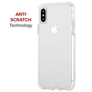 【iPhone XRケース】Case-Mate Tough Clear ケース clear iPhone XR_4