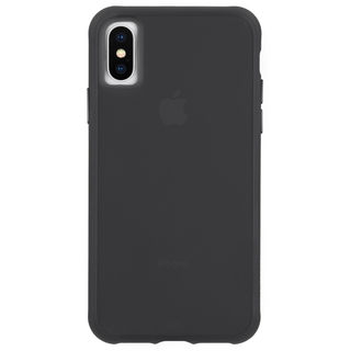 Case-Mate Tough Clear ケース Matte Black iPhone XS
