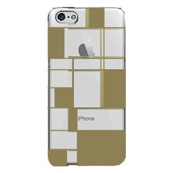 フローティングパターンカバーセット ブロック iPhone 5cケース_0
