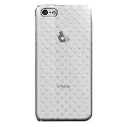 フローティングパターンカバーセット ミラードット iPhone 5cケース_0