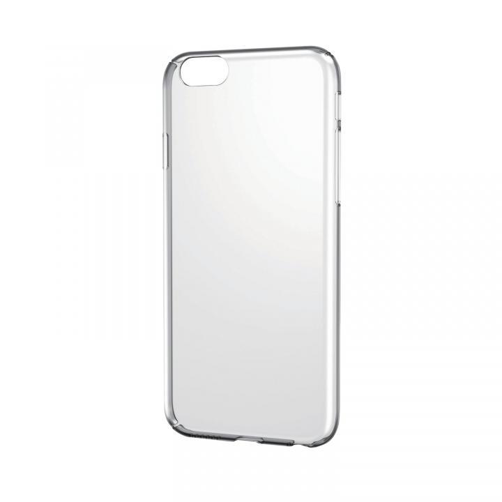 【iPhone6ケース】ポリカーボネート素材薄型ハードケース クリア iPhone 6ケース_0