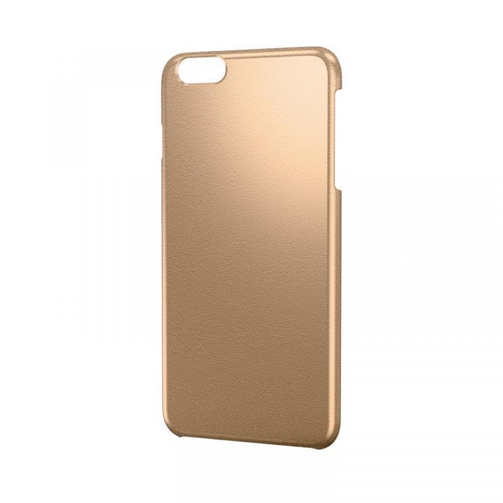 ポリカーボネート製ケース ゴールド iPhone 6 Plusケース