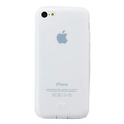 【その他のiPhone/iPodケース】抗菌シリコンケースセット クリア iPhone 5cケース