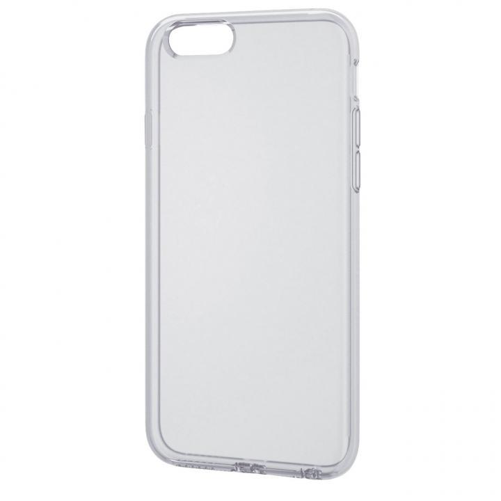 【iPhone6ケース】スーパークリスタルクリアソフトケース iPhone 6 ケース_0
