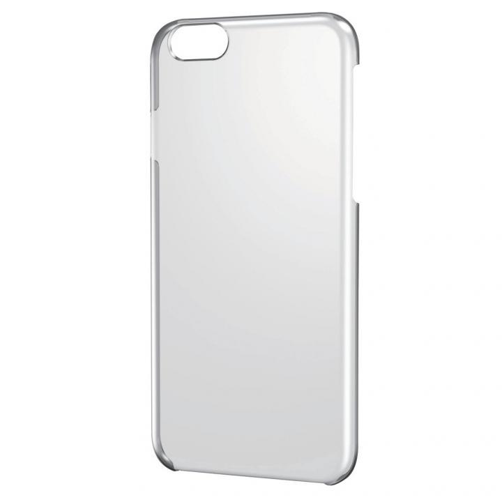 シェルカバー クリア iPhone 6ケース