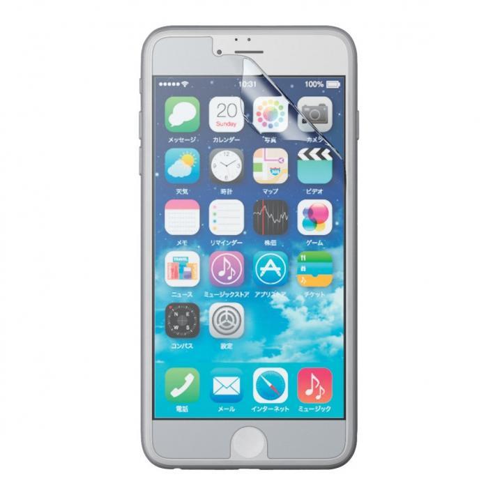 皮脂汚れ防止フィルム ファンデーションレス iPhone 6 Plusフィルム