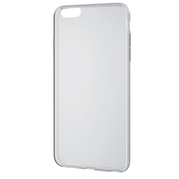 薄型クリアソフトケース iPhone 6 Plusケース