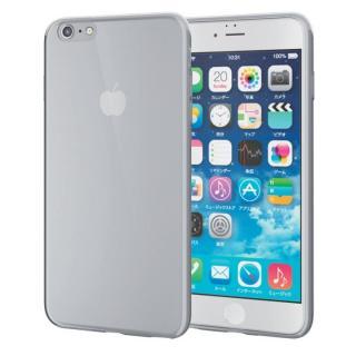 【iPhone6 Plusケース】薄型クリアソフトケース iPhone 6 Plusケース_3