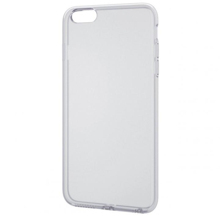 スーパークリスタルクリアソフトケース iPhone 6 Plusケース