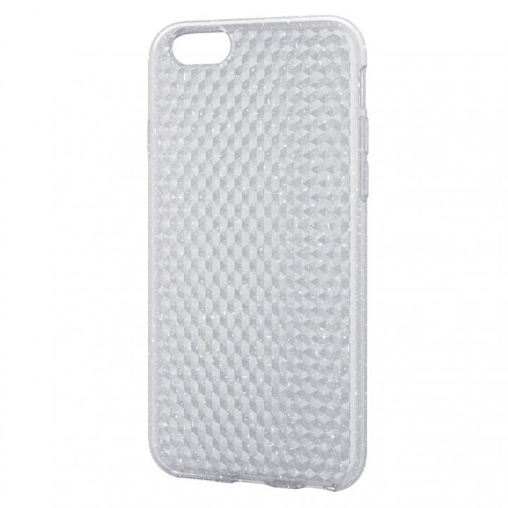 iPhone6 ケース ダイヤモンドカットラメクリアソフトケース iPhone 6 ケース_0