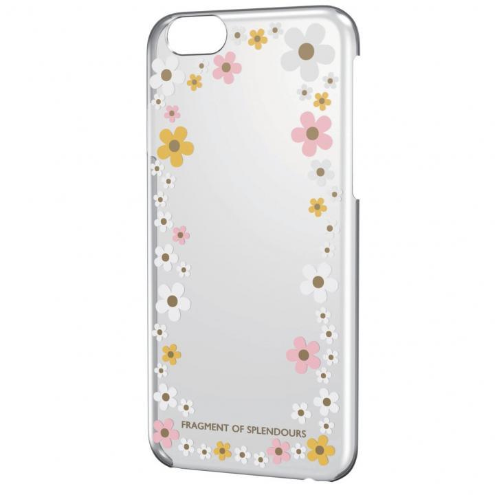 【iPhone6ケース】女子柄シェルケース デイジー iPhone 6ケース_0
