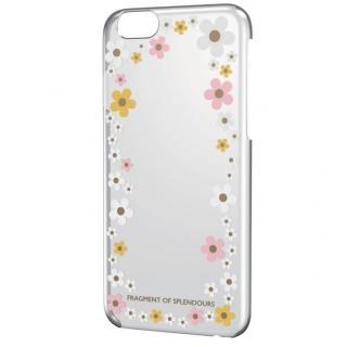 女子柄シェルケース デイジー iPhone 6ケース