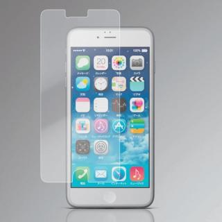 [8月特価]衝撃吸収フィルム反射防止 iPhone 6 Plusフィルム