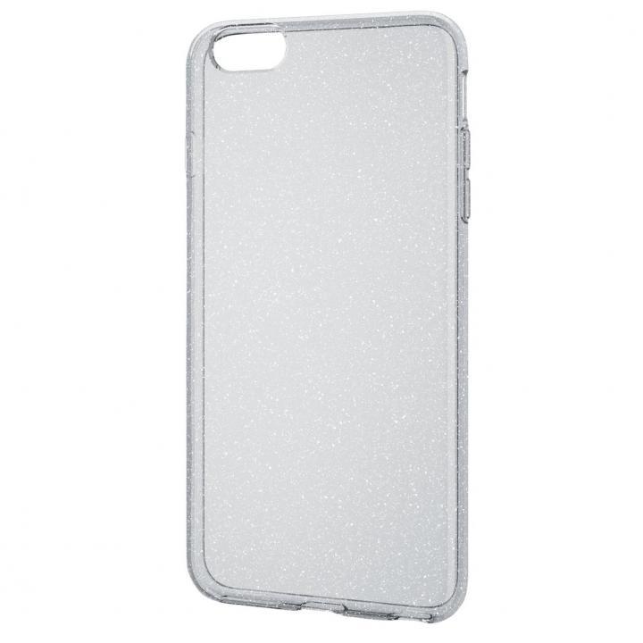 ラメクリアソフトケース iPhone 6 Plusケース