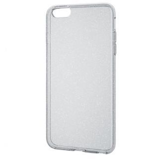 ラメクリアソフトケース iPhone 6 Plus