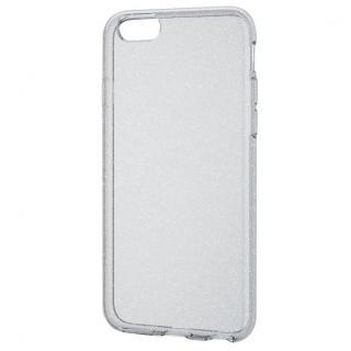 ラメクリアソフトケース iPhone 6 ケース