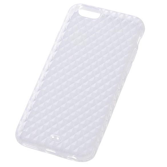 iPhone6s/6 ケース キラキラソフトケース クリア iPhone 6s/6_0