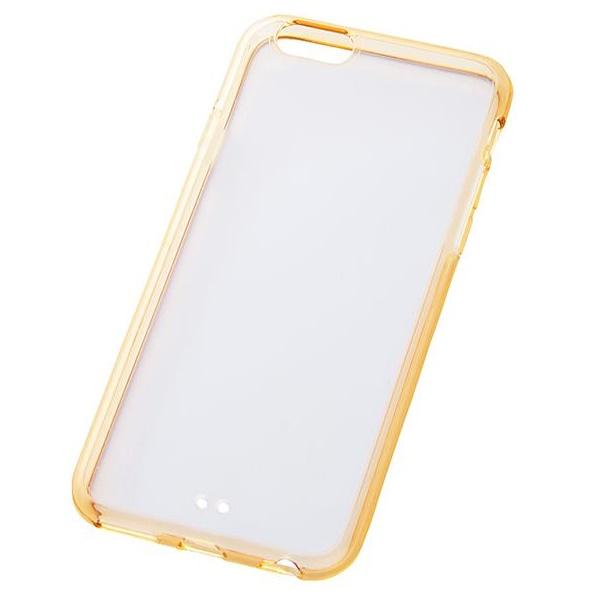 iPhone6s/6 ケース ハイブリッドケース クリアシャンパンゴールド iPhone 6s/6_0