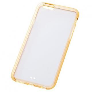 iPhone6s/6 ケース ハイブリッドケース クリアシャンパンゴールド iPhone 6s/6