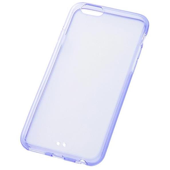 iPhone6s/6 ケース ハイブリッドケース クリアバイオレット iPhone 6s/6_0