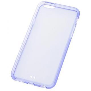 iPhone6s/6 ケース ハイブリッドケース クリアバイオレット iPhone 6s/6