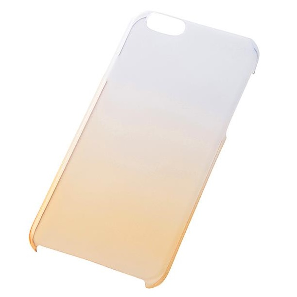 iPhone6s/6 ケース 極薄ハードケース シャンパンゴールド iPhone 6s/6_0