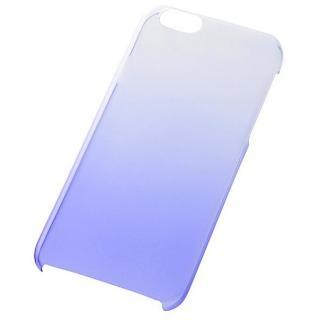 極薄ハードケース バイオレット iPhone 6s/6