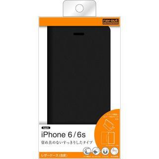 【iPhone6s/6ケース】スマートレザー手帳型ケース ブラック iPhone 6s/6_1