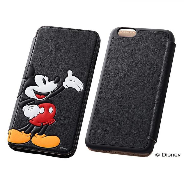 【iPhone6s/6ケース】ディズニー ポップアップ手帳型ケース ミッキー iPhone 6s/6_0