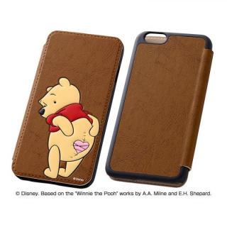 iPhone6s/6 ケース ディズニー ポップアップ手帳型ケース くまのプーさん iPhone 6s/6
