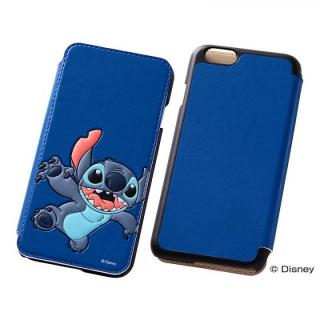 iPhone6s/6 ケース ディズニー ポップアップ手帳型ケース スティッチ iPhone 6s/6