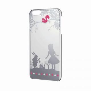 アートに演出 アップルテクスチャーハードケース アリス(カラー) iPhone 6 Plusケース