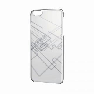 アートに演出 アップルテクスチャーハードケース ライトライン iPhone 6 Plusケース
