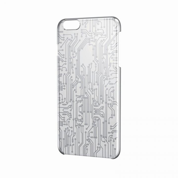 iPhone6 Plus ケース アートに演出 アップルテクスチャーハードケース サーキット iPhone 6 Plusケース_0