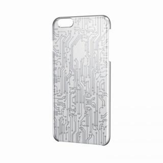 アートに演出 アップルテクスチャーハードケース サーキット iPhone 6 Plusケース