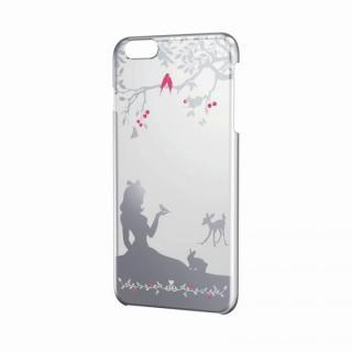 アートに演出 アップルテクスチャーハードケース プリンセス(カラー) iPhone 6 Plusケース
