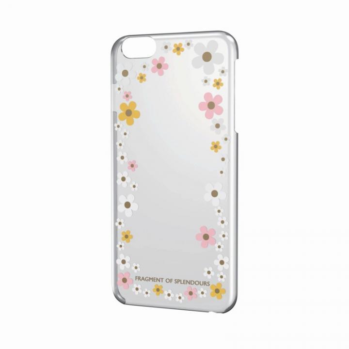 iPhone6 Plus ケース 女子柄ハードケース デイジー iPhone 6 Plusケース_0