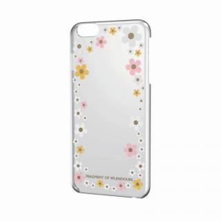女子柄ハードケース デイジー iPhone 6 Plusケース
