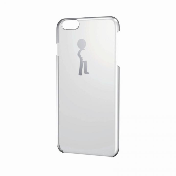 iPhone6 Plus ケース アーティスティックなデザインハードケースアップルテクスチャー ハグ iPhone 6 Plusケース_0