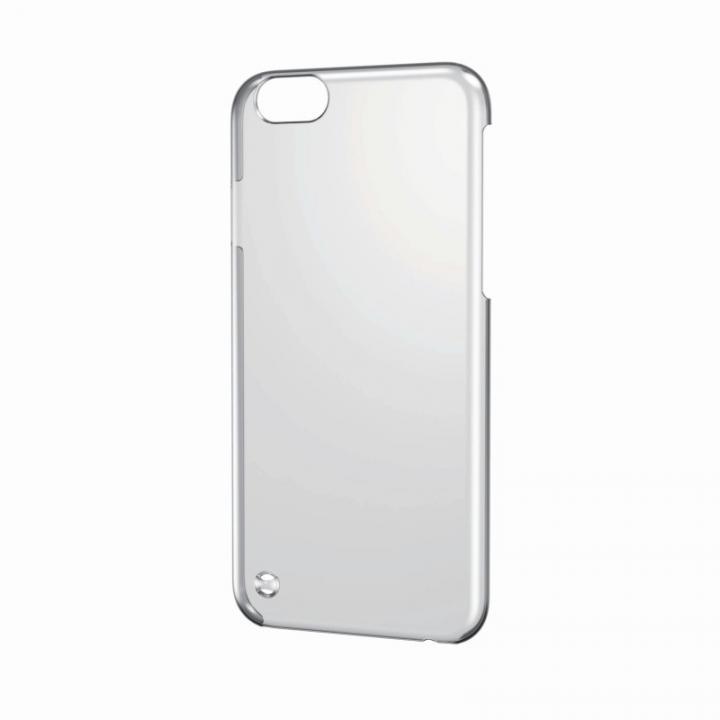 ストラップホール付きハードケース クリア iPhone 6ケース