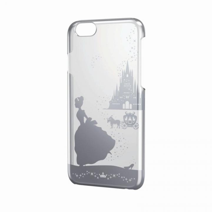 iPhone6 ケース アップルテクスチャーハードクリアケース シルバー 舞踏会 iPhone 6ケース_0